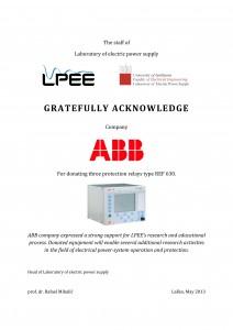 Zahvala ABB-ENG